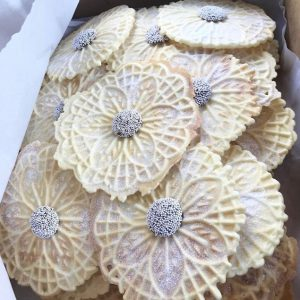 Buy Pizzelle / Sugar-Free Cookies by The Diabetic Pastry Chef