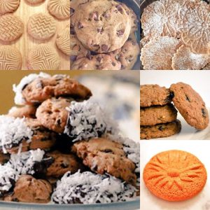 Sugar Free Cookies, GLUTEN FREE Cookies and/or No Sugar Added Cookies (Of Your Choice) in Gift Tin (Nuts Optional) | The Diabetic Pastry Chef