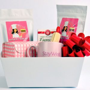 CLASSIC Diabetic, Sugar Free Gift Basket by The Diabetic Pastry Chef™