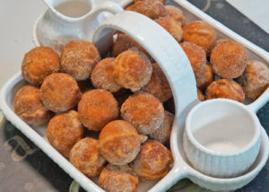 Buy SUGAR FREE French Breakfast Puffs - Cinnamon - by The Diabetic Pastry Chef™