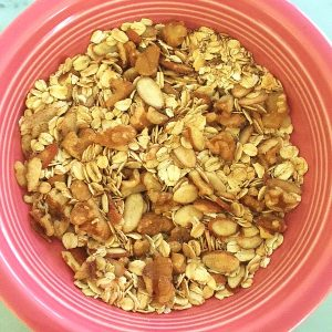 SUGAR FREE Muesli | SUGAR FREE Cereal by The Diabetic Pastry Chef