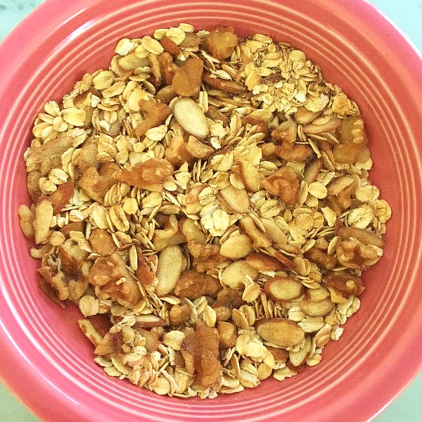 SUGAR FREE Muesli | SUGAR FREE Cereal by The Diabetic Pastry Chef™