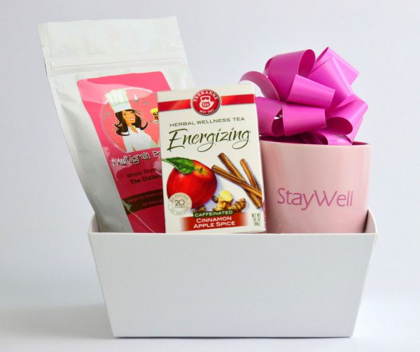 SMALL Diabetic, Sugar Free Gift Basket by The Diabetic Pastry Chef™