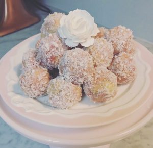 Buy SUGAR FREE Cake Truffles - Champagne - by The Diabetic Pastry Chef™