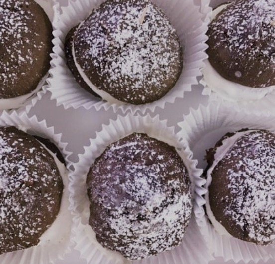 SUGAR FREE Whoopie Pies by The Diabetic Pastry Chef