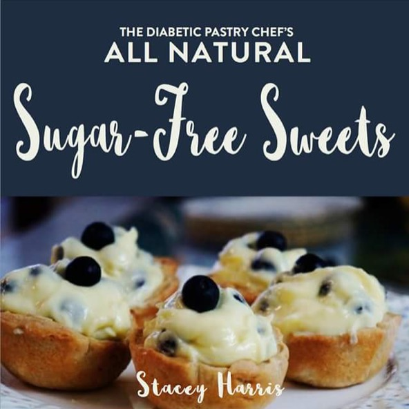 Sugar Free Sweets Sugar Free Cookbook by Stacey Harris, The Diabetic Pastry Chef™