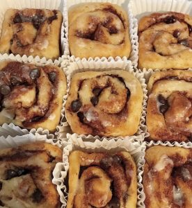 Buy Cinnamon Rolls by The Diabetic Pastry Chef