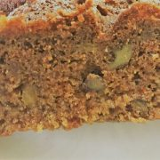 SUGAR FREE Carrot Cake Nut Bread by The Diabetic Pastry Chef