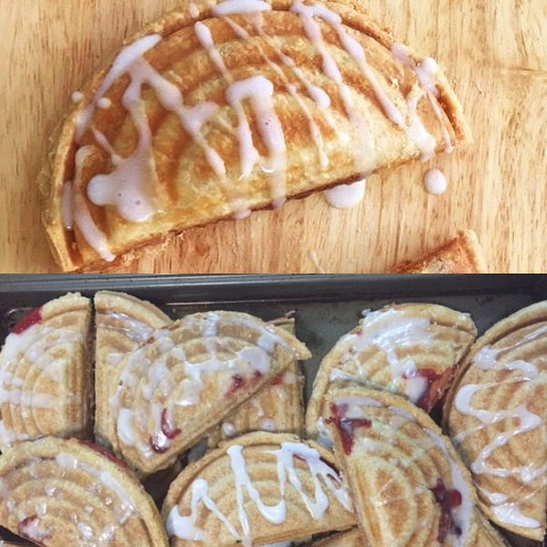SUGAR FREE Pop Tarts / Hand Pies & SUGAR FREE Hand Pies - BAKED - by The Diabetic Pastry Chef™