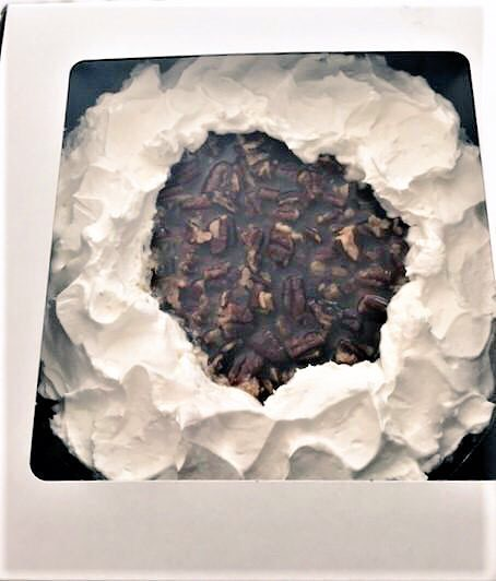 Sugar Free Sweet Potato Pie – OR Sugar Free Pumpkin Pie (with Pecan Praline & Whipped Cream) * by The Diabetic Pastry Chef