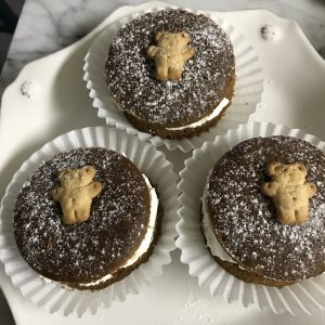Sugar Free Whoopie Pies / Gingerbread Whoopie Pies by The Diabetic Pastry Chef™