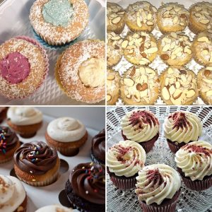 Buy Cupcakes by The Diabetic Pastry Chef