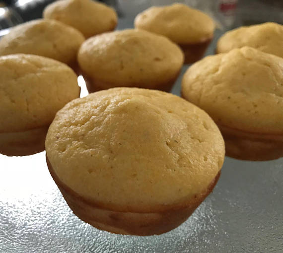 Buy Sugar Free Corn Muffins by The Diabetic Pastry Chef