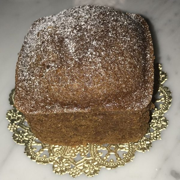 Buy Gingerbread Cake Squares by The Diabetic Pastry Chef