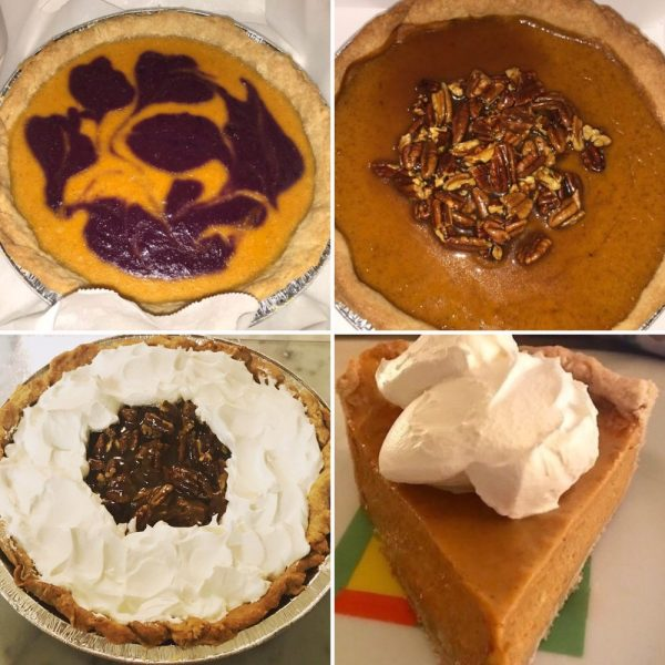 Buy Holiday Pumpkin Pie and Sweet Potato Pie by The Diabetic Pastry Chef